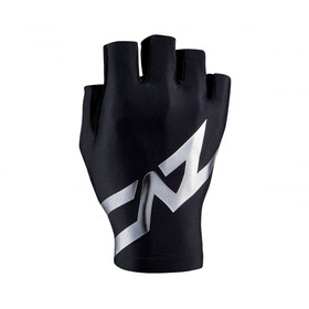 Supacaz SupaG Twisted Short Finger Gloves, platinum